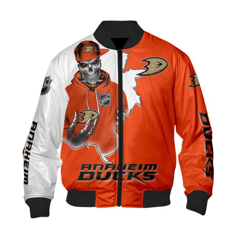 Anaheim Ducks Jacket